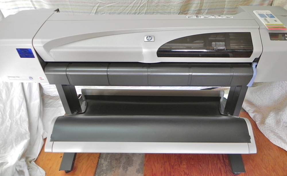 Драйвер hp designjet 500 42 in roll printer