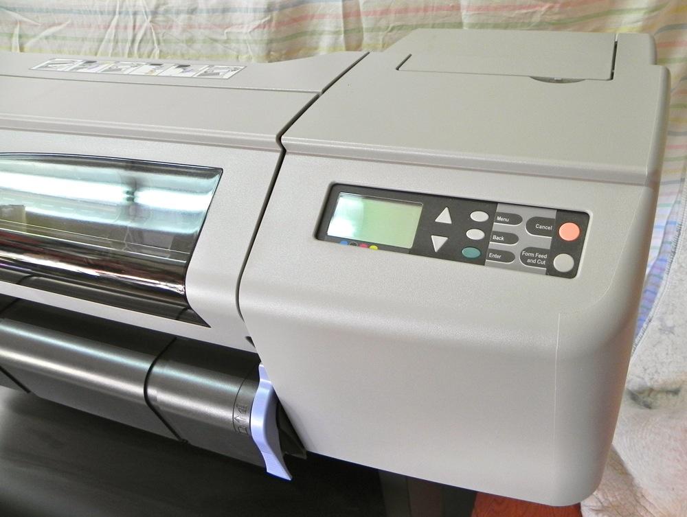 Plotter HP Designjet 500ps 42in